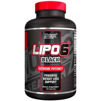 Lipo-6 Black от nutrex